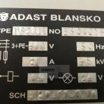 Rezačka Adast Maxima MS 80 SE