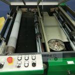 BILLHOFER MTS -104 fóliázó gép