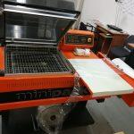 Baliaci stroj Minipack FM 76 DIGIT