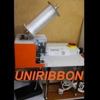 Uniribbon ribbon inserting machine