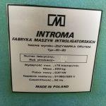 Drôtošička INTROMA ZD-2D