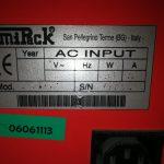Balicka Smipack S 560 N