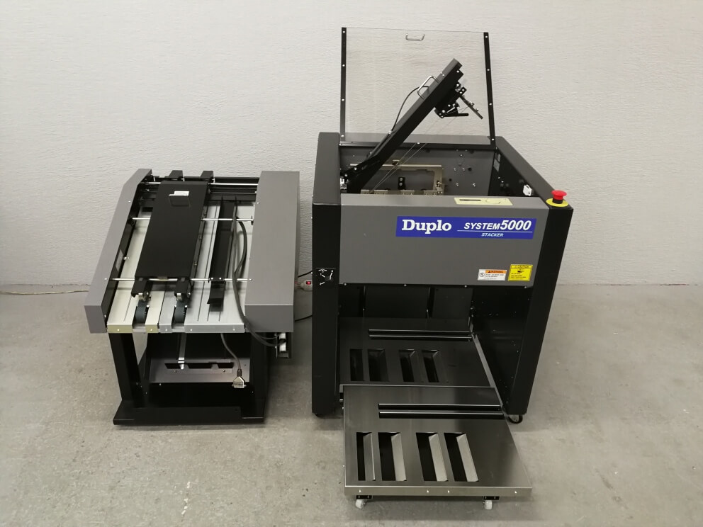 DUPLO STACKER DBM-400STR