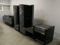 Duplo 4000 Összehordó és irkafűzó gép